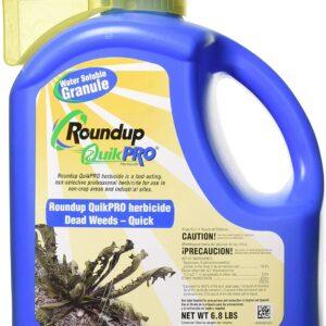 Round up Herbicide weed killer